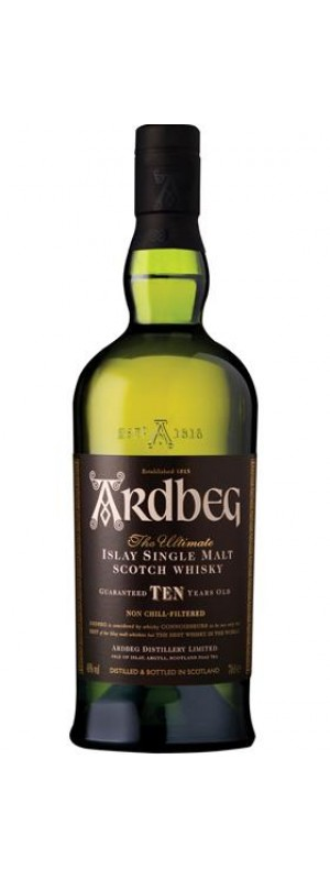 Ardbeg 10yo Single Malt 70cl 70cl