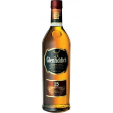 Glenfiddich 15yo Single Malt 70cl 70cl