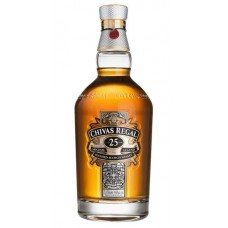 Chivas Regal 25yo Scotch Whisky 70cl 70cl