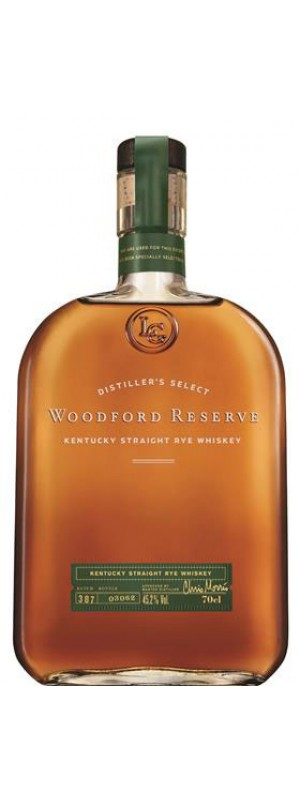 Woodford Reserve Rye 70cl 70cl