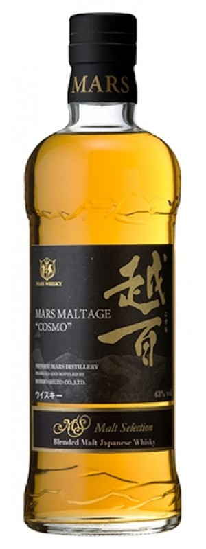Mars Maltage Cosmo Whisky 70cl 70cl