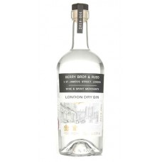 Berry Bros and Rudd London Dry Gin 70cl 70cl