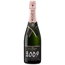 2009 Moet Grand Vintage Rose, Moet and Chandon 75cl