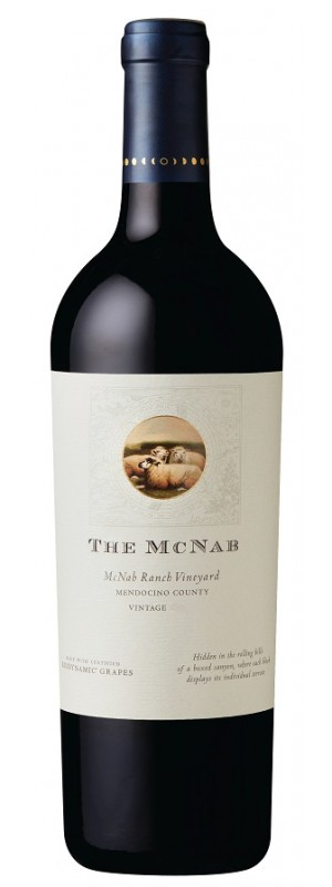2014 The McNab Biodynamic Red Blend, Bonterra Organic Vineyards 75cl