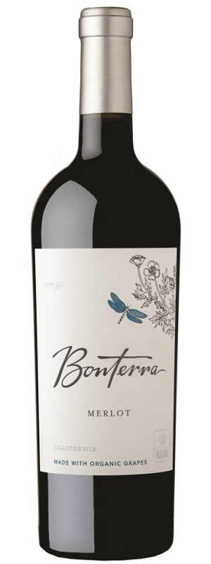 2017 Merlot, Bonterra Organic Vineyards 75cl