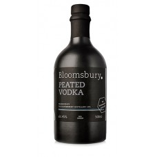 Bloomsbury Peated Vodka 50cl 50cl