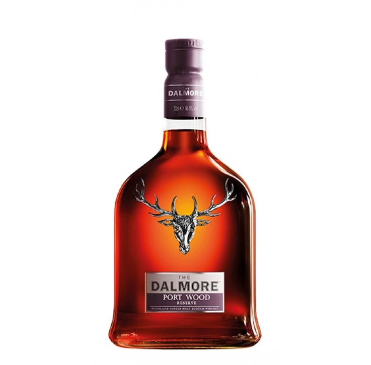 The Dalmore Portwood Reserve Malt Whisky 70cl 70cl