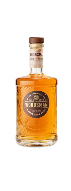 The Woodsman Blended Scotch Whisky 70cl 70cl