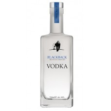 Blackback Vodka 70cl 70cl