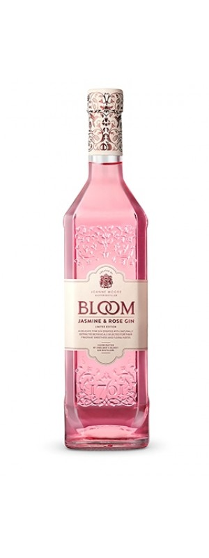 Bloom Jasmine and Rose Gin 70cl 70cl