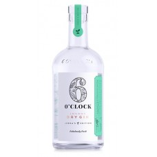 6 O'clock Jekka Edition Gin 70cl  70cl