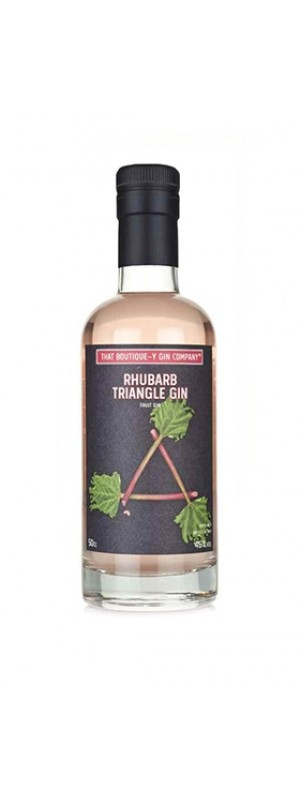 Rhubarb Triangle Gin 50cl 50cl