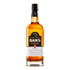 Bain's Cape Mountain Single Grain Whisky 70cl 70cl