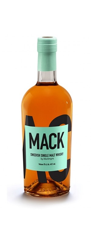 MACK by Mackmyra Single Malt Whisky 70cl 70cl