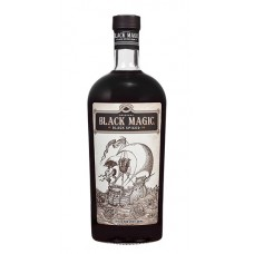 Black Magic Spiced Rum 70cl 70cl