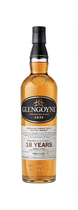 Glengoyne 18yo Highland Single Malt 70cl 70cl