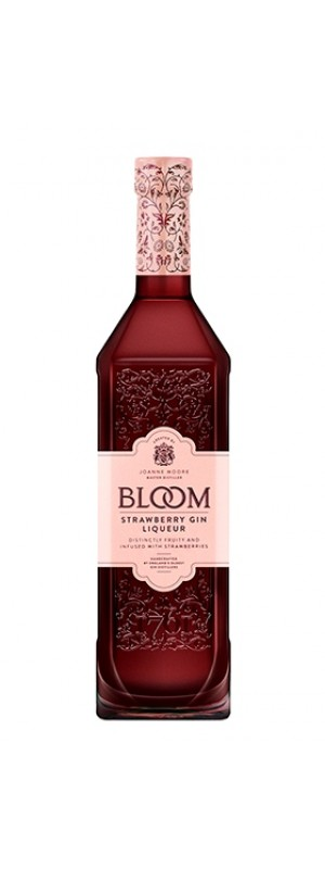 Bloom Strawberry Gin Liqueur 70cl 70cl