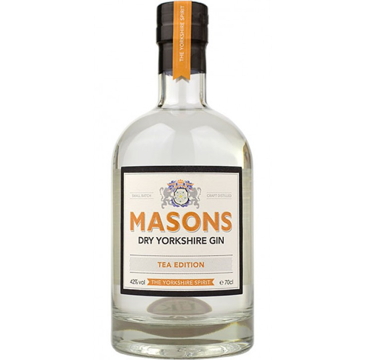 Masons Yorkshire Tea Edition Gin 70cl 70cl
