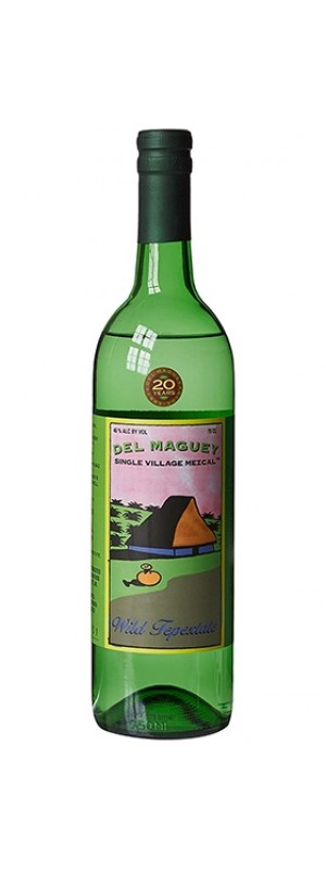 Del Maguey Wild Tepextate Mezcal Blanco 70cl 70cl