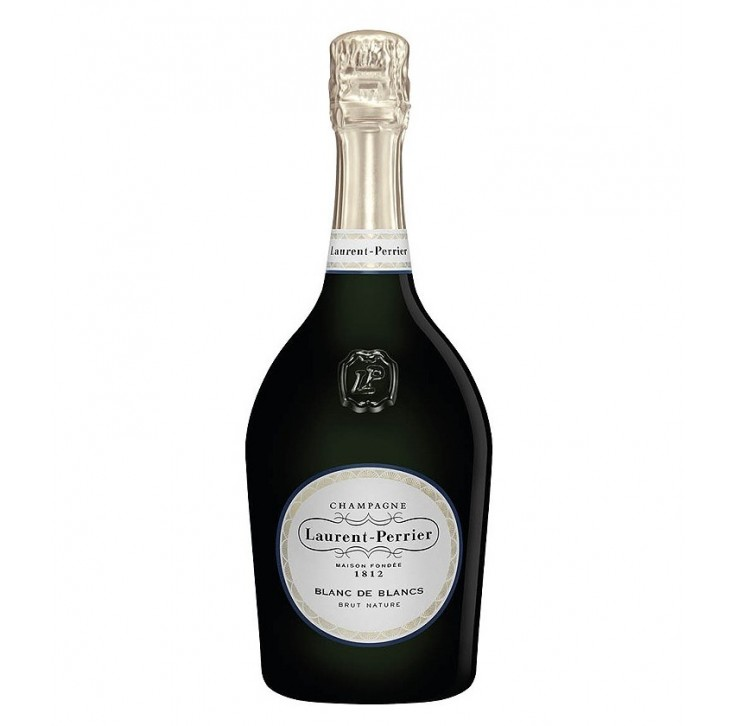 NV Blanc de Blanc Brut Nature, Laurent Perrier 75cl