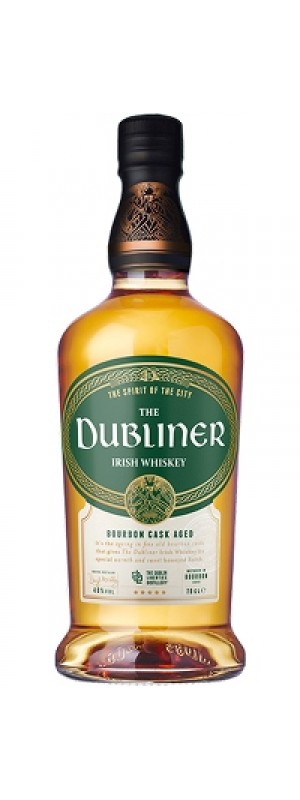 The Dubliner Irish Whiskey 70cl 70cl