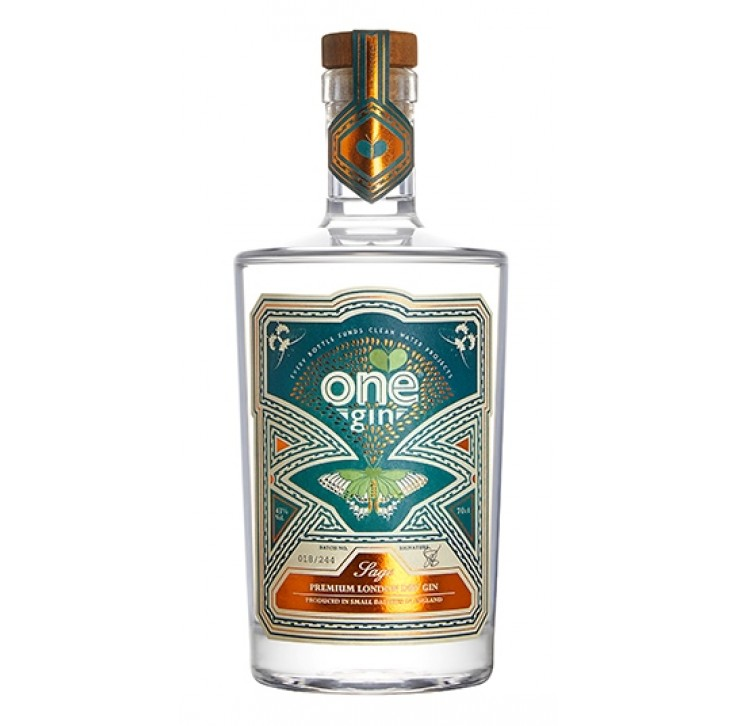 One Gin 70cl 70cl