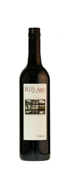 2016 Red Art Shiraz, Rojomoma 75cl