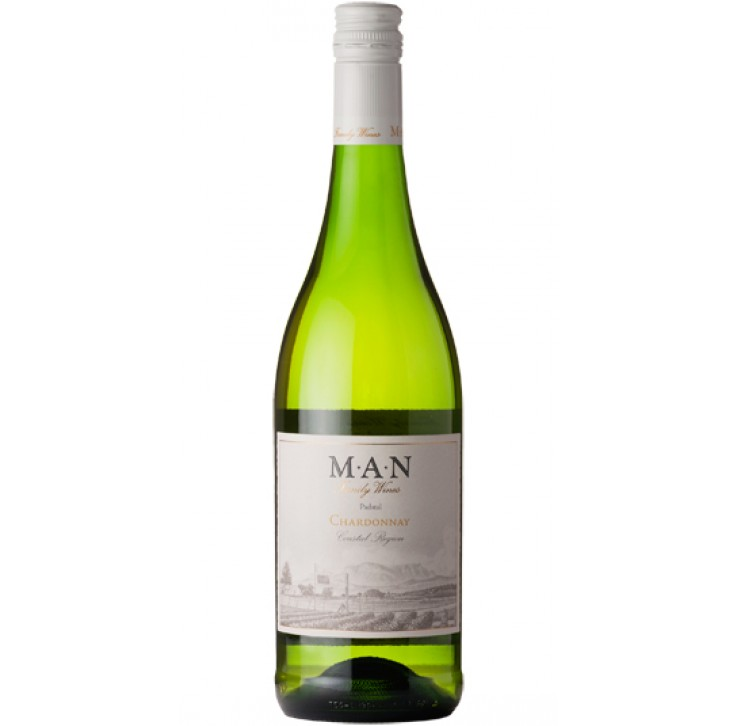 2018 Padstal Chardonnay, MAN Family Wines 75cl