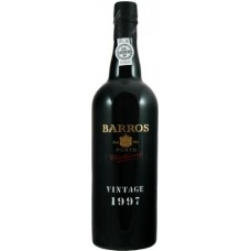 Barros Vintage Port, Douro 1996  75cl