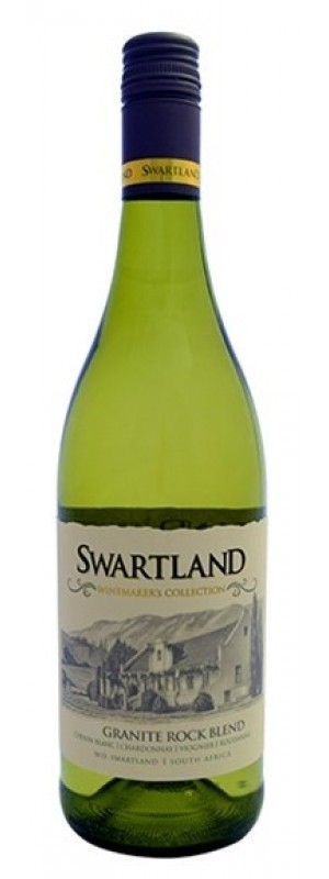 Swartland Winery, 'Winemakers Collection', Granite Rock Blend White, Swartland 2017 75cl