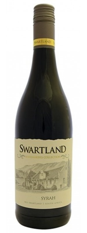Swartland Winery, 'Winemakers Collection', Swartland, Syrah 2017 75cl