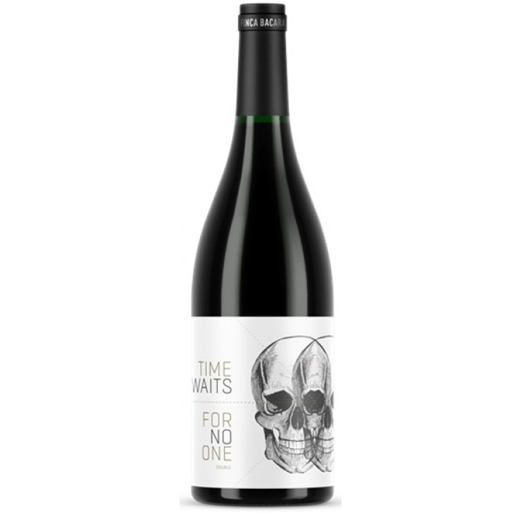 Finca Bacara, Time Waits For No One 'White Skulls', Jumilla 2018 75cl