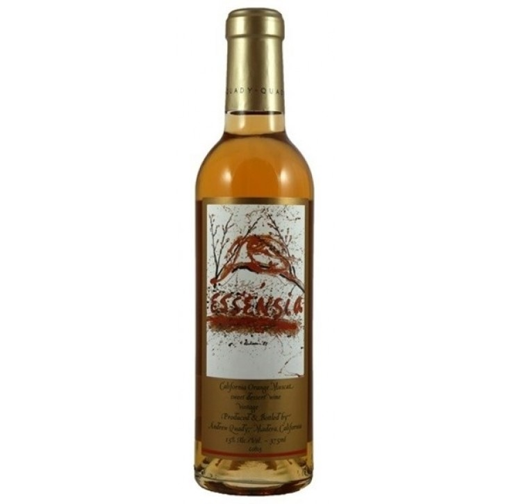 Quady Winery, Essensia, California, Orange Muscat 2016 37.5cl