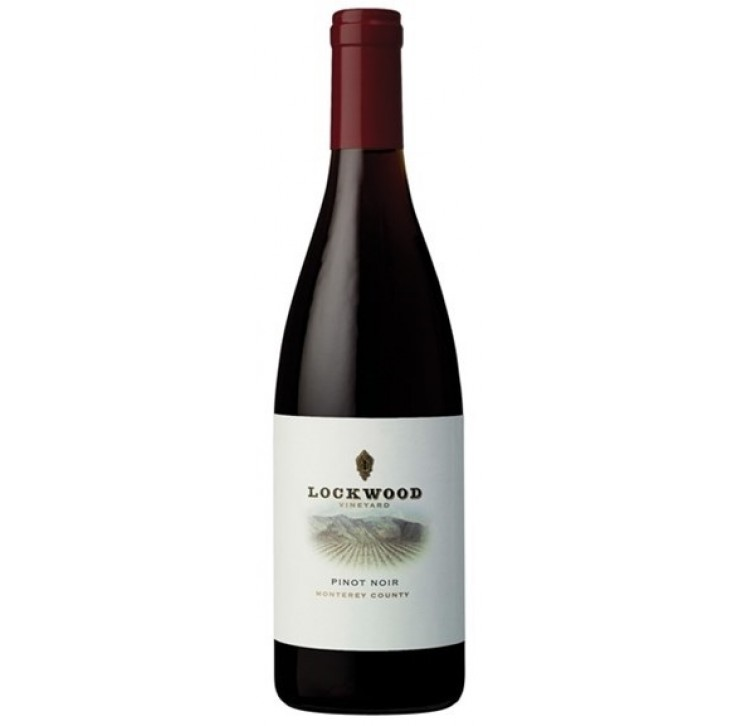 Lockwood Vineyards, Central Coast,  Pinot Noir 2016 75cl