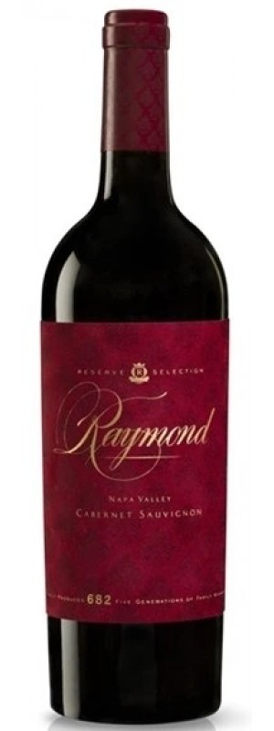 Raymond Vineyards, 'Reserve Selection', Napa Valley, Cabernet Sauvignon 2017 75cl
