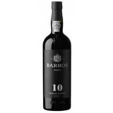 Barros 10 Year Old Tawny Port, Douro 75cl
