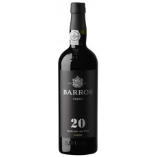 Barros 20 Year Old Tawny Port, Douro 75cl
