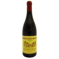 Chateau Fortia 'Tradition', Chateauneuf-du-Pape 2013 75cl