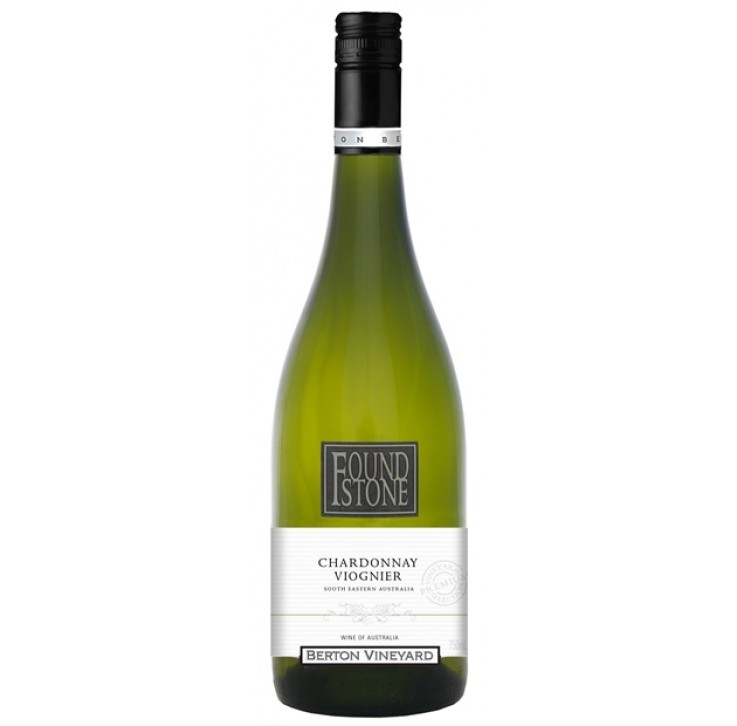 Berton Vineyard Foundstone, South Eastern Australia, Chardonnay Viognier 2015 75cl