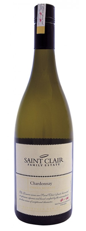 Saint Clair, 'Omaka Reserve', Marlborough, Chardonnay 2016 75cl