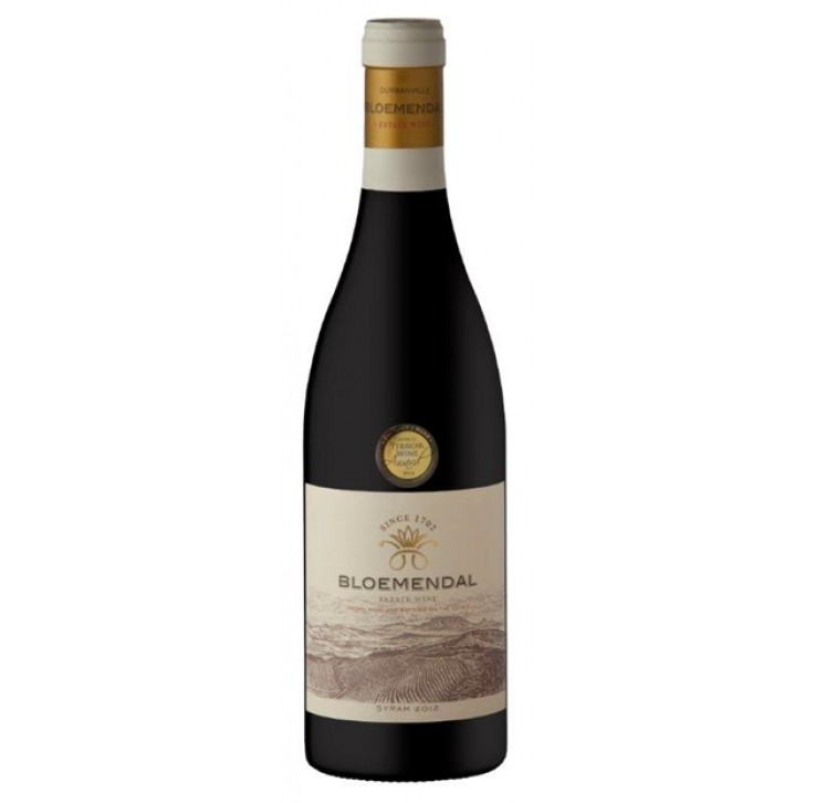 Bloemendal Wine Estate, Durbanville, Syrah 2012