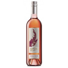 Monsoon Valley, Hua Hin Hills, Shiraz Rose 2016 75cl