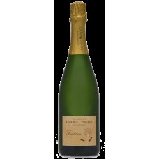 Champagne Lelarge-Pugeot Extra Brut 1er Cru Tradition NV 75cl