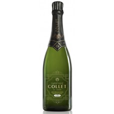 Champagne Collet Brut, Collection Privee 2006 75cl