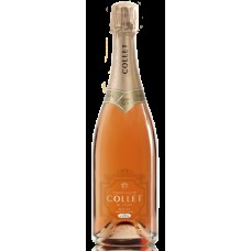 Champagne Collet, Collection Privee Rose Dry NV 75cl